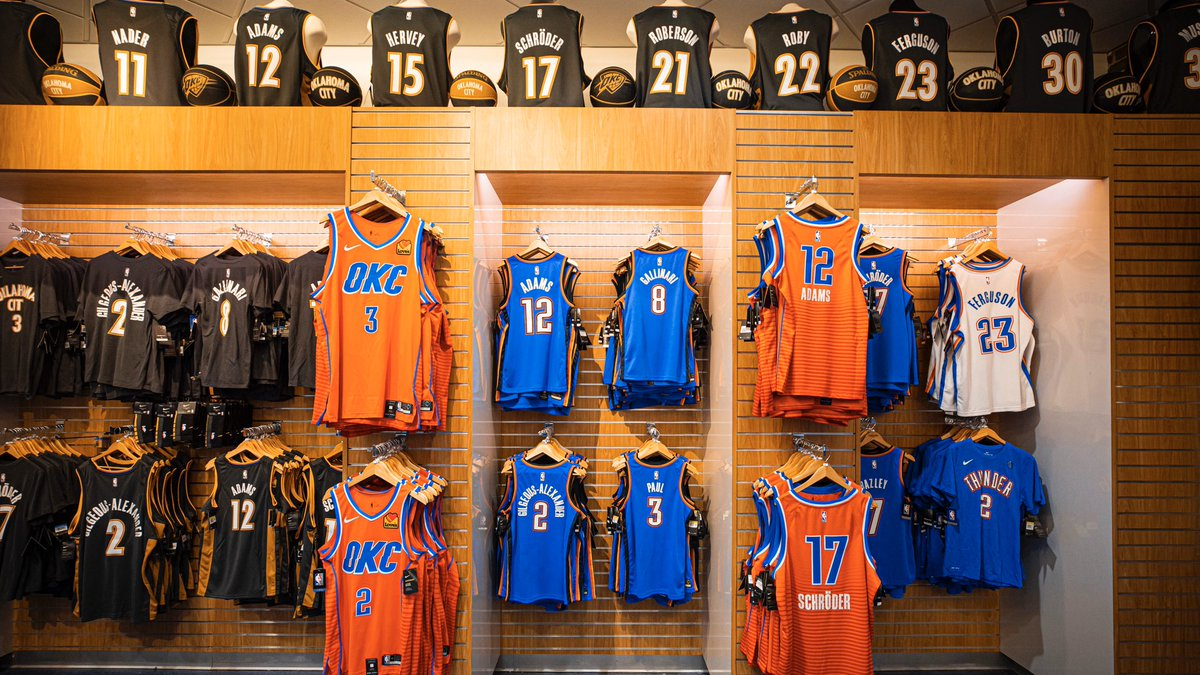 Chesapeake Energy Arena Team Store