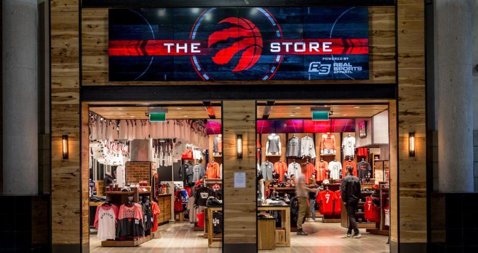 Toronto Raptors Team Store