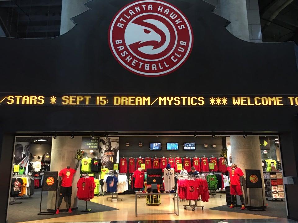 Atlanta Hawks Team Store