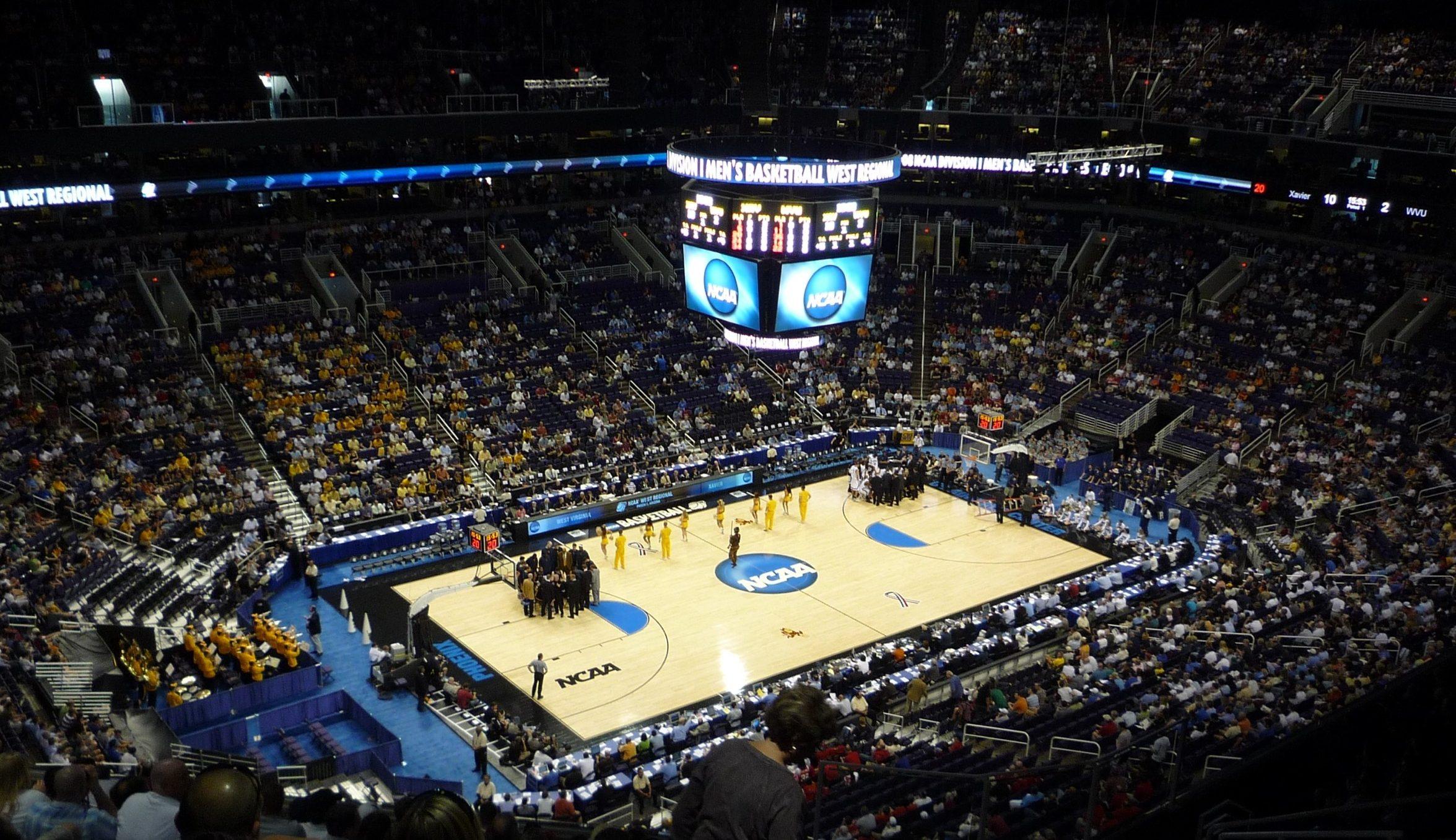 Phoenix Suns Arena Interior