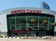 LA Lakers - Staples Center